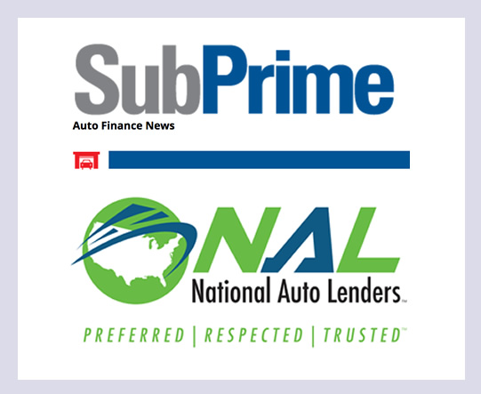 National Auto Lenders Unveils New Logo