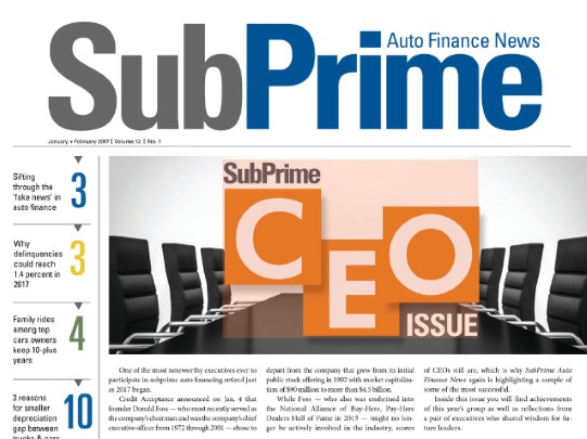 Ozzie Ramos in SubPrime News CEO Issue